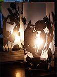 Lampe Chardin Noir. <BR><I>Lamp Chardin Black.</I>