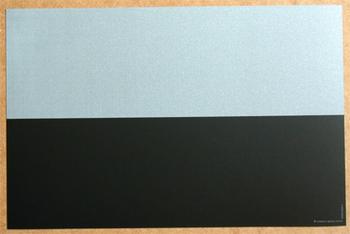 Bi Noir Argent. <BR><I>Bi Black Silver.</I>