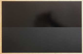Bi Noir Noir. <BR><I>Bi Black Black.</I>