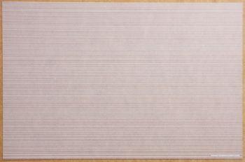 Linea Translucide Blanc. <BR><I>Linea Clear White.